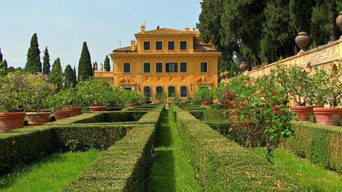 Spello  villa Fidelia