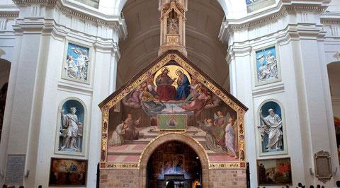 Assisi porziuncola