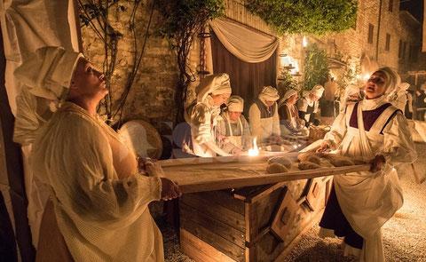 Assisi il calendimaggio