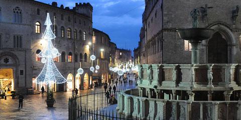 Perugia, corso Cavour