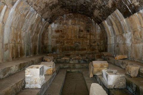 Bettona la tomba etrusca