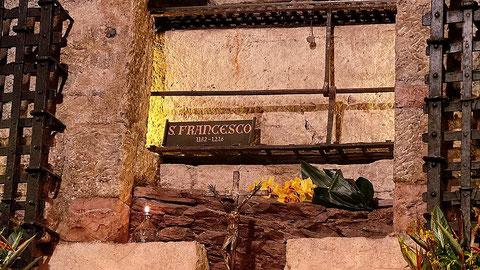 Assisi tomba di San Francesco