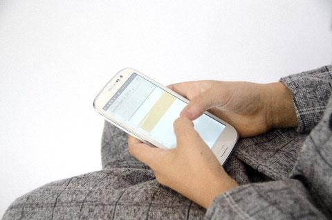 スマホ.スマートフォンの普及による消費者の変化