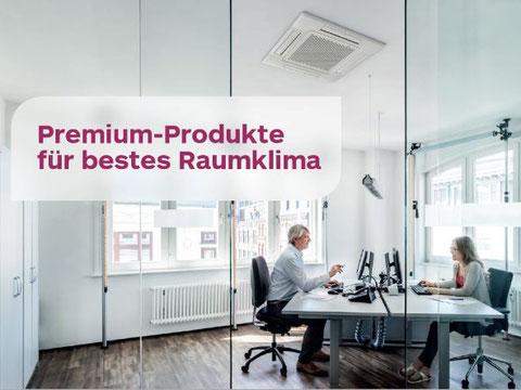 Klimatechnik & Klimaanlagen Premium-Produkte