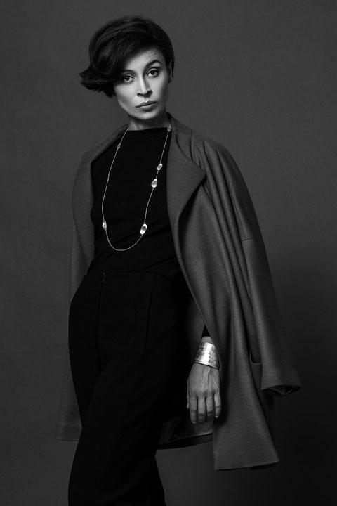 Fotografie © Rafael Gruber | Outfit exclusive by Atelier Karin Jordan