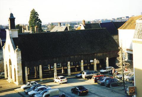 Markthalle - heutige Ansicht