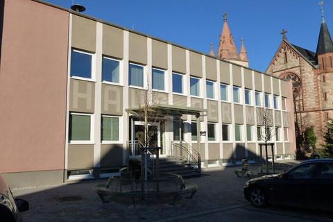 Das ehemalige Rathaus von Nieder-Roden