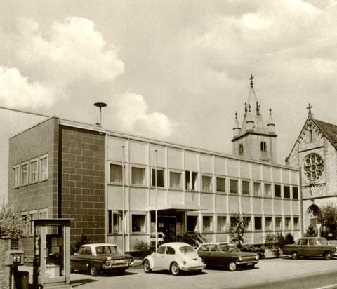 Rathaus bis 1979 - heute Haus der Musik