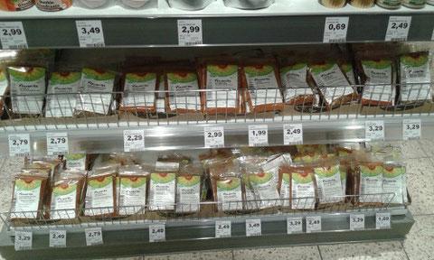 Vantastic Foods-Produkte bei EDEKA