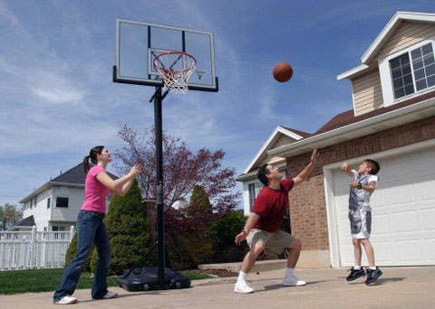 The Portable Basketball Hoop Store Lifetime Spalding Hoops