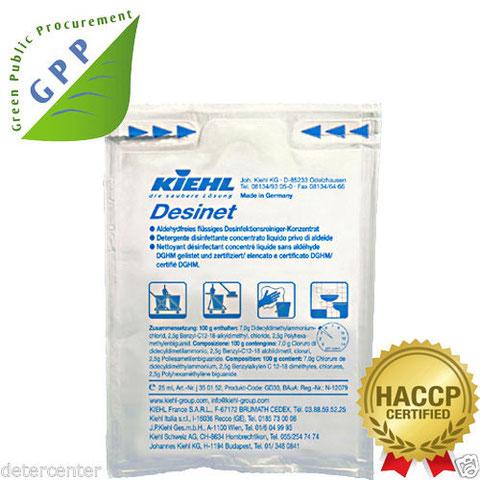 Detergente igienizzante KIEHL DESINET 240 bustine