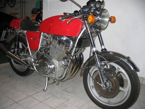 Laverda 1000 3CL Baujahr:76
