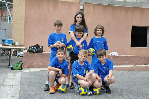 Ecole de Hand / 2011-2012