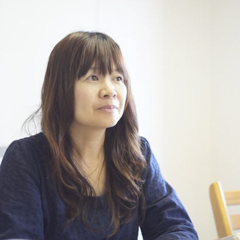 SAKURA view 代表 真田千奈美