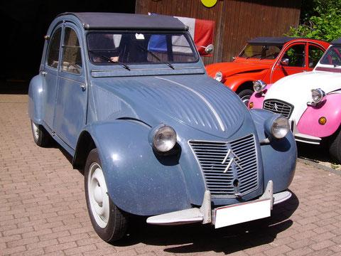 2CV AZ 1956