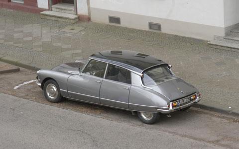 DS 21 Pallas 1966