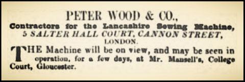 Gloucestershire Chronicle - 7 Jan 1854