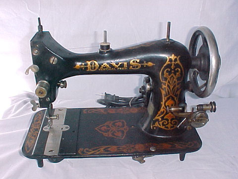 Davis Sewing Machines Fiddlebase Stunning Davis Sewing Machine Models