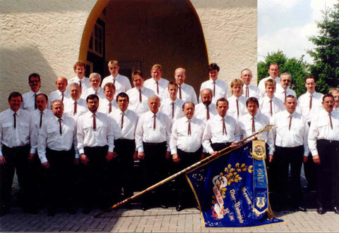 1993 - Der MGV wird 100 Jahre alt