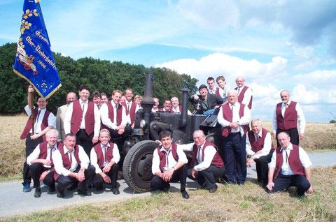 2004 Volksfest Oberholsten anläßlich 111 Jahre MGV