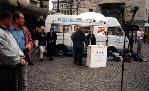 1994 MGV live im NDR Radio