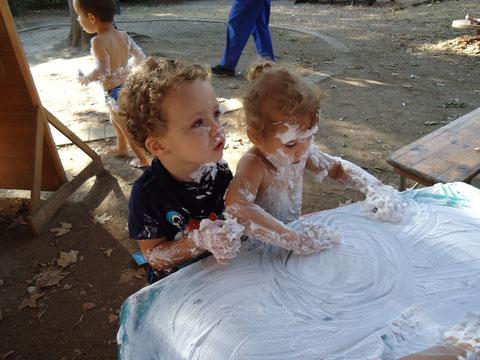Die sich am Kind orientierende ganzheitliche Entwicklungsförderung bedeutet für uns: