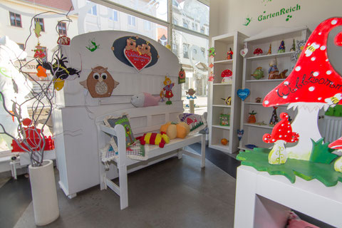 """Werkstattladen """"IdeenReich"""", Markt 6 in 06406 Bernburg/ Saale"""