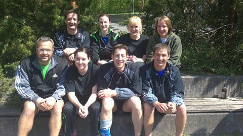Mixedteam Finalturnier 17.4.2011