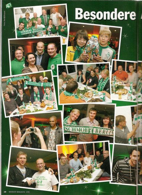 Werder Magazin 12.12.09