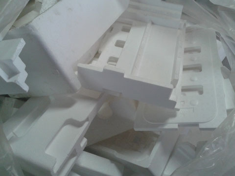 Verpackungs-Styropor