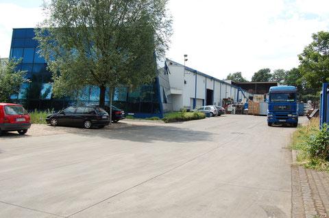 Recyclingfirma für Elektroschrott Fa. eds-r in Nürnberg