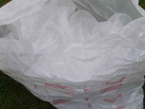 PE-Folien (Verpackungsfolie + Blasenfolie)