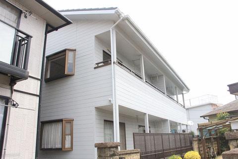 岡山市の賃貸物件情報 岡山県岡山市北区西崎本町 アパートの物件写真