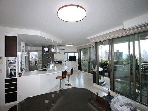 建築 施工例 岡山市のマンションリフォーム