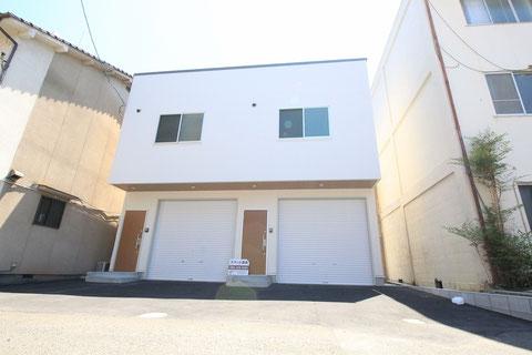 岡山市の賃貸物件情報 岡山市北区岡町の貸事務所の物件写真