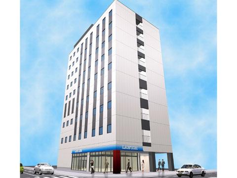 岡山市のシェアオフィス、コワーキングスペース情報 岡山市北区下石井の物件写真