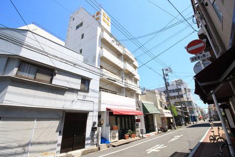 岡山市の賃貸物件情報 岡山市北区田町の物件写真