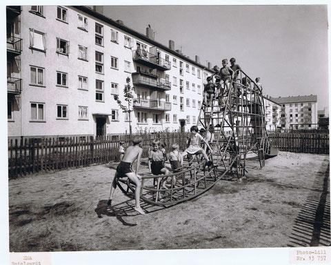 1959: Gegen die Nachkriegs-Wohnungsnot. WICHMANN wird zum Motor der neuen Celler Weststadt...