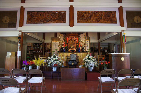 120th Commemorative Service for the arrival of our pioneer ministers was held at Hamakua Jodo Mission on Saturday, September 20, 2014.
