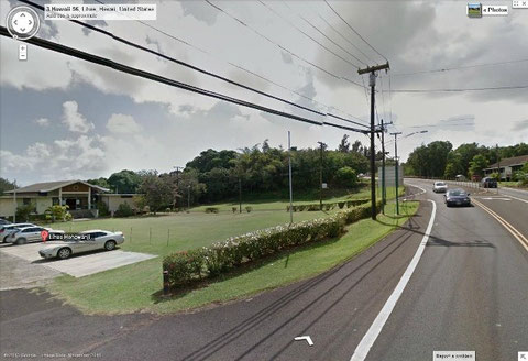 Lihue Hongwanji by Google Street View