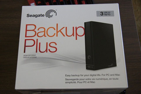 I bought this external HDD at Costco last Black Friday.  It didn't last one year.  I thought Backup's Backup was necessary!