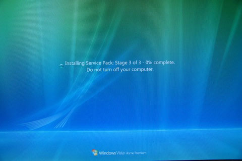 I needed to repeat installing, updating and restarting the system many times.