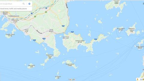 "Yashirojima Island, called ""Oshima (Big Island.)"