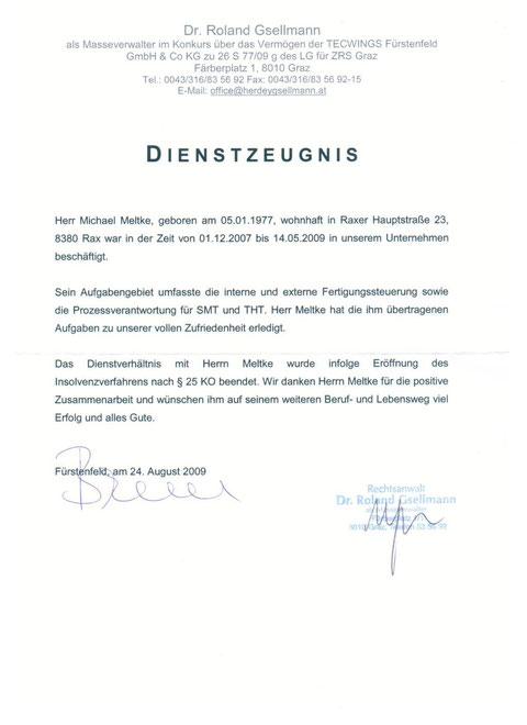 Tecwings Fürstenfeld GmbH