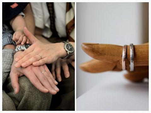 深川市 S様の結婚指輪