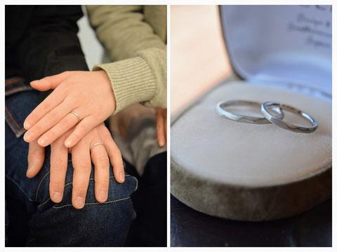 旭川市 U様の結婚指輪