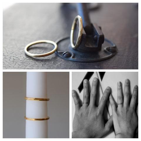 神奈川県 O様の結婚指輪