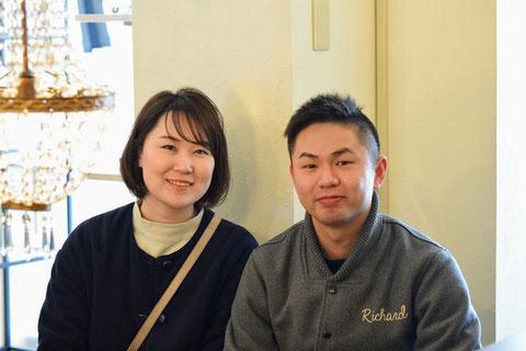 釧路市 M様ご夫妻