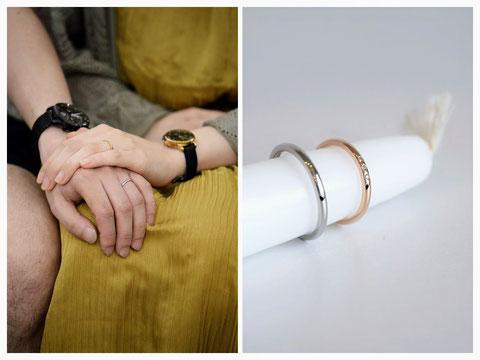 札幌市 S様の結婚指輪