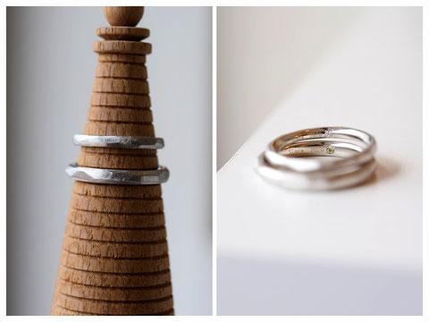 帯広市 M様の結婚指輪